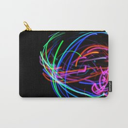 Colors in Lights Carry-All Pouch