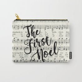The First Noel Carry-All Pouch