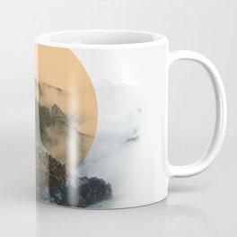 Sunrise on a mountian Coffee Mug