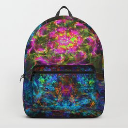 An Orb In The Coral Reef Backpack