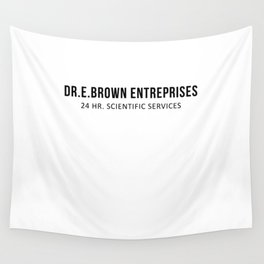 The Doc   Movies Quotes Wall Tapestry