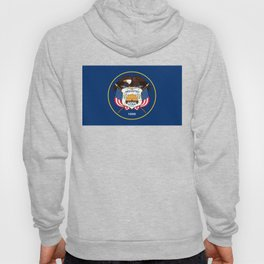 Utah State Flag - Authentic version Hoody