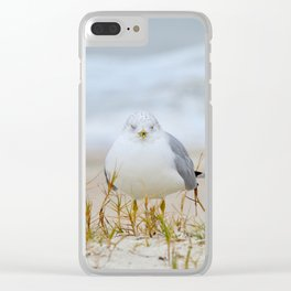 dune Clear iPhone Case