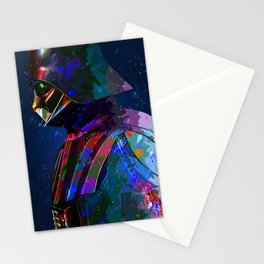 Darth Vador Sith lord Stationery Cards
