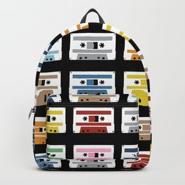 Rainbow Tapes Backpack