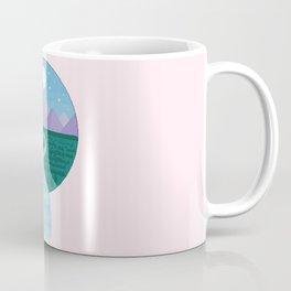 Sleepy River Coffee Mug