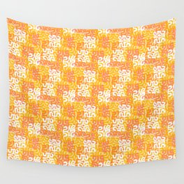 Swanky Mo Citrus Wall Tapestry