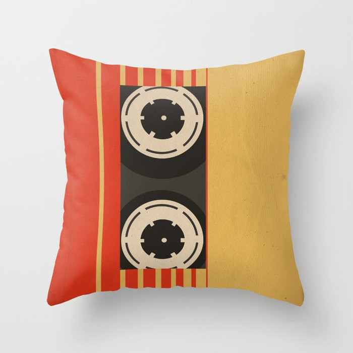 Awesome mix Throw Pillow