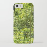 jungle iPhone & iPod Cases featuring Jungle by Mauricio Santana