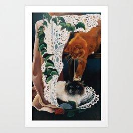 Mischief Makers Art Print
