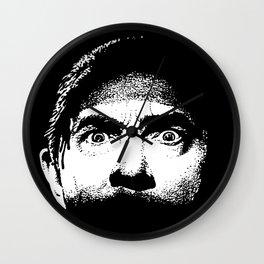 Bela Lugosi creepy eyes Dracula Wall Clock