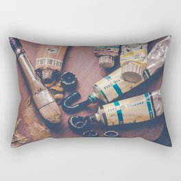 Artist colors Rectangular Pillow