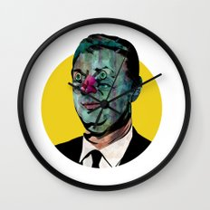 Businessman Wall Clock