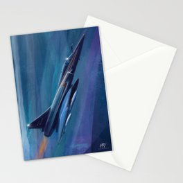Mirage 2000 Rough Art Stationery Cards