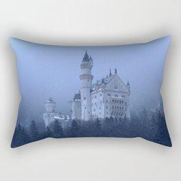 Neushweinstein Castle Rectangular Pillow