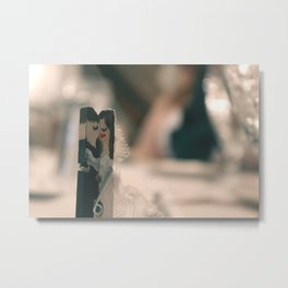 Only Forever Metal Print