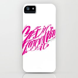Gettin Jiggy With It iPhone Case