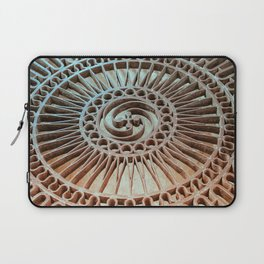 The Iron Lattice Laptop Sleeve