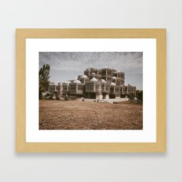 PRISTINA II Framed Art Print