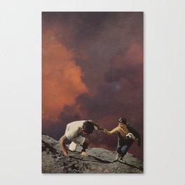 ascend Canvas Print