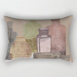 Deconstructed Coffee Rectangular Pillow