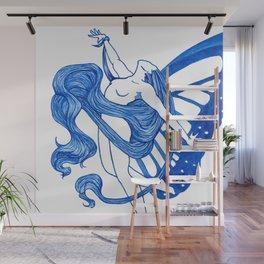 Aware Wall Mural