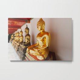 Bangkok 32 Metal Print