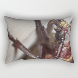 Crazy Eyes!  Rectangular Pillow