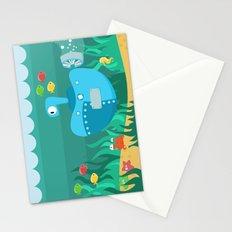 SUBMARINE (AQUATIC VEHICLES) Stationery Cards