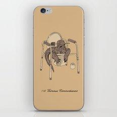 Varanus Commodeensis iPhone & iPod Skin