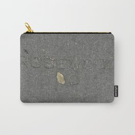 Rosewood Rd Carry-All Pouch
