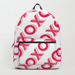 XOXO Seamless Pattern Backpack