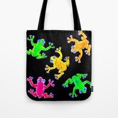Rainforest Multicolour Tote Bag