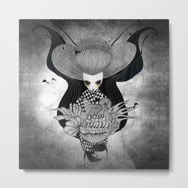 Iku the sorceress Metal Print