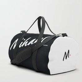 Signature MIHAYLO Bag Duffle Bag