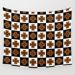 Spartan Chess Wall Tapestry