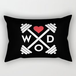 WOD Rectangular Pillow