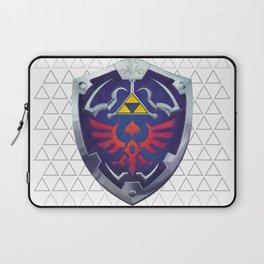 Link - Hyrule Shield - zelda Laptop Sleeve