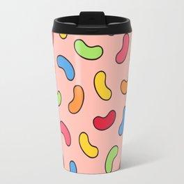 Jelly Beans Pattern Travel Mug