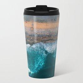Golden View at Ponto Beach Travel Mug