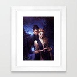 The Night Court Framed Art Print