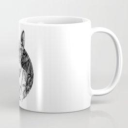 Sphynx Black Coffee Mug