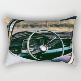 fear and loathing i Rectangular Pillow