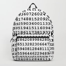 Pi Backpack