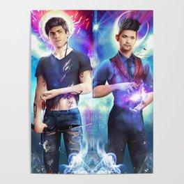 Dakimakura Magnus & Alec Poster