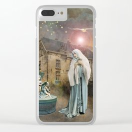 Enlightened Clear iPhone Case