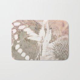 butterfly haze Bath Mat