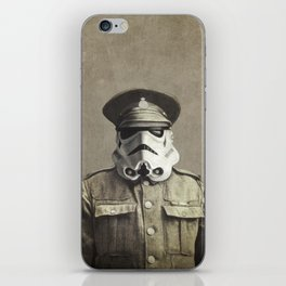 Sgt. Stormley  iPhone Skin