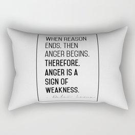 Dalai. Rectangular Pillow