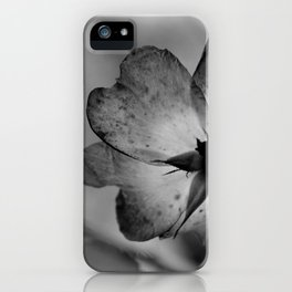 Delicate transparency iPhone Case